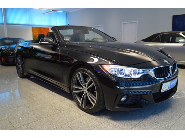 BMW 430d Cabrio Leasingangebote