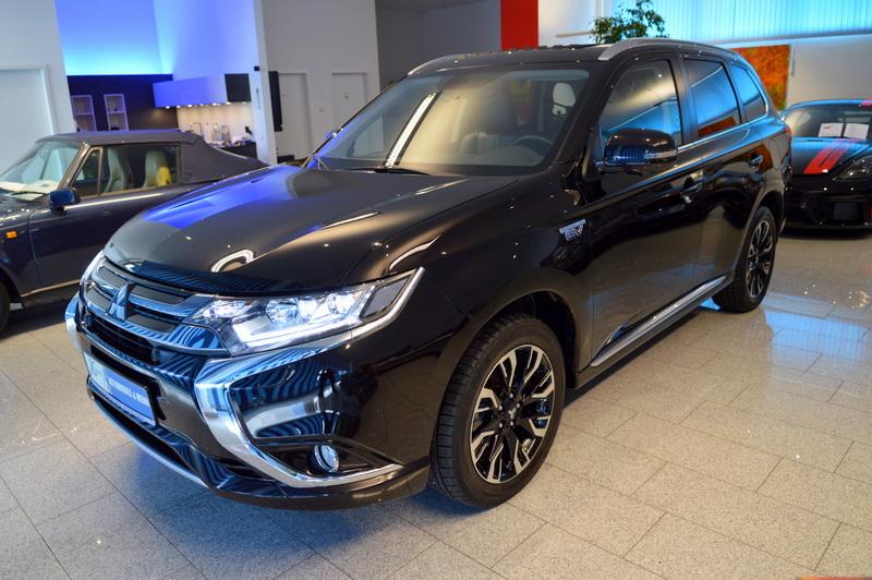 Mitsubishi Outlander PHEV Top 4WD