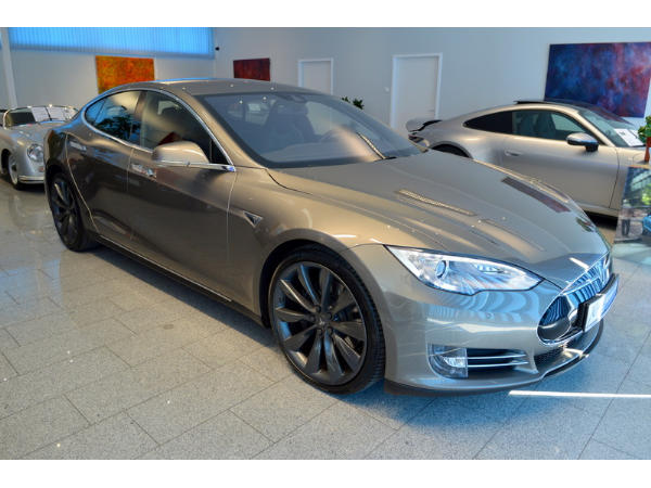 Tesla Model S 85 D Leasingangebote