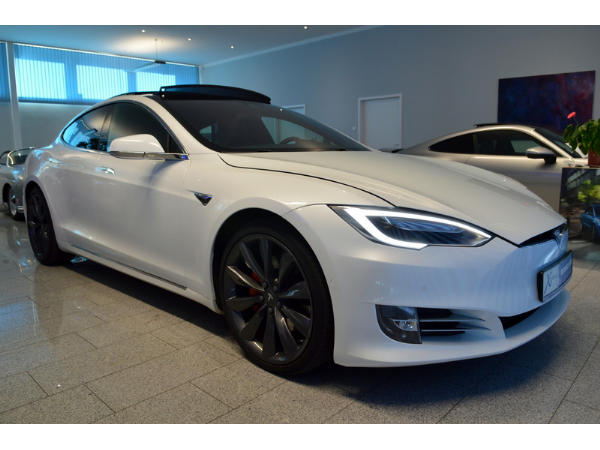 Tesla Model S 90D Leasingangebote
