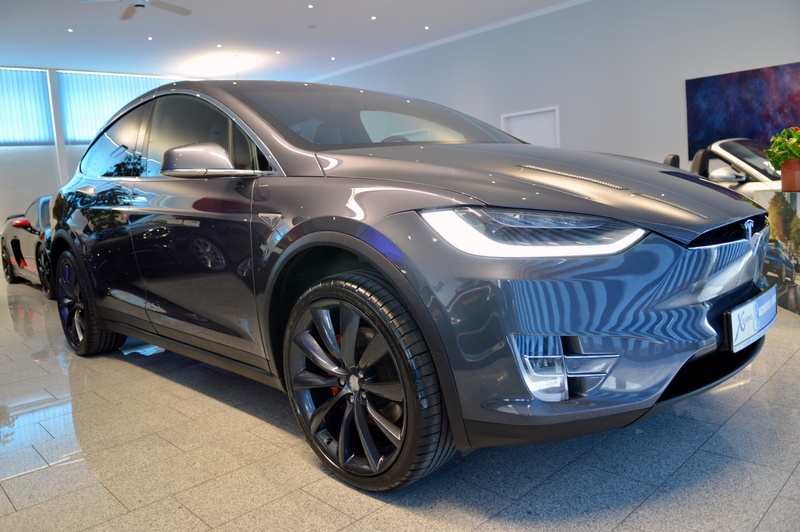 Tesla Model X P 90 D Founders Edition Leasingangebote