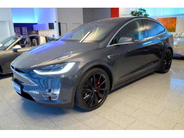 Tesla Model X P 100 D