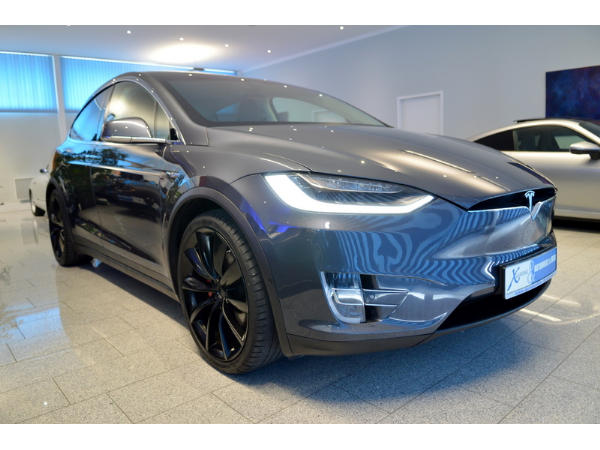 Tesla Model X P 100 D Leasingangebote