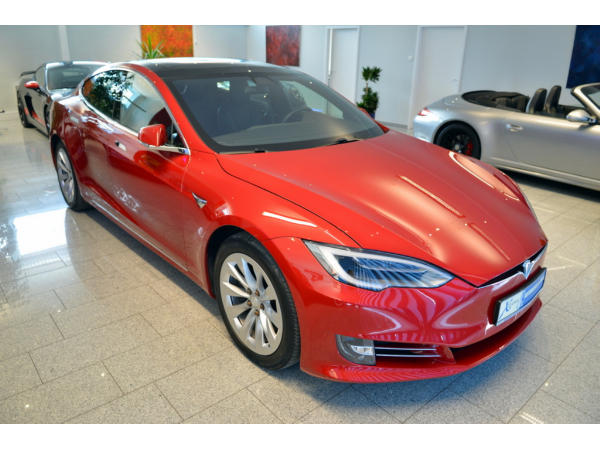 Tesla Model S 90 D Leasingangebote