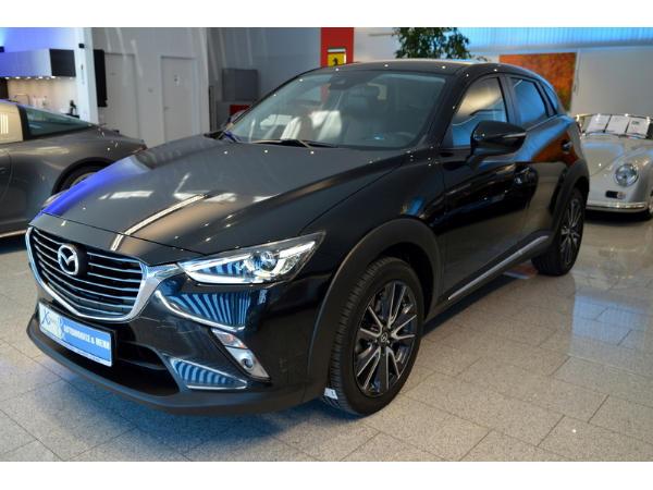 Mazda CX-3 2.0 Skyactiv-G 120 Sports-Line