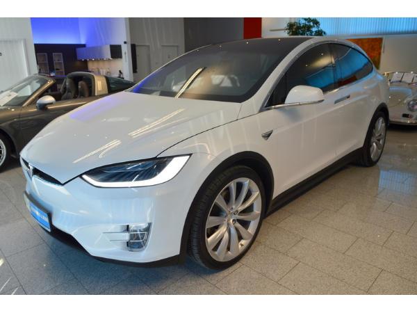 Tesla Model X 90 D - 22 Zoll, AP2, 6-Sitzer