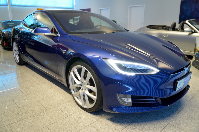 Tesla Model S 100 D Leasingangebote