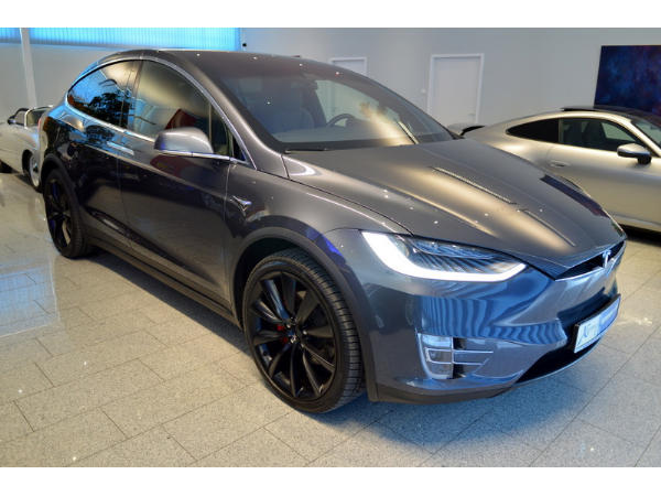 Tesla Model X P100 D Performance - NP 199.459, Leasingangebote