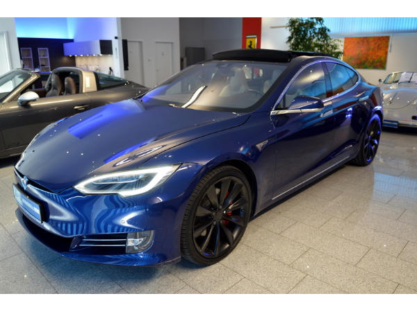 Tesla Model S P 90 D - Performance Ludicrous