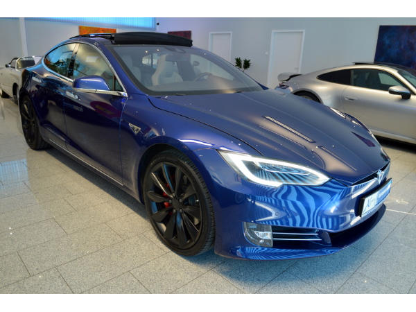 Tesla Model S P 90 D - Performance Ludicrous Leasingangebote