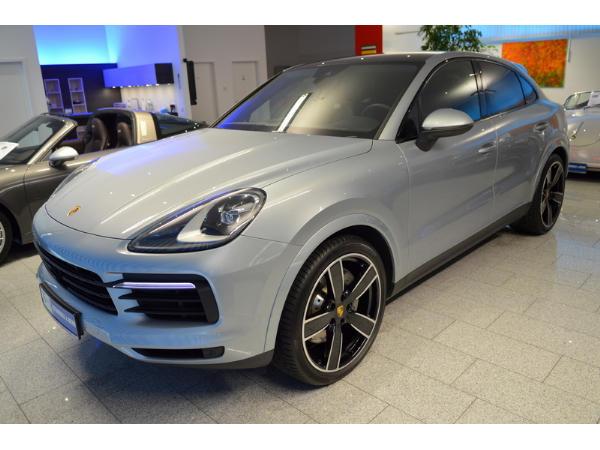 Porsche Cayenne S Coupé