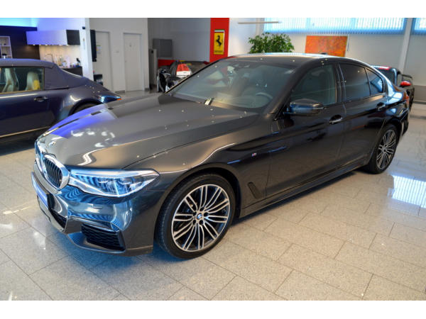 BMW 540i xDrive M-Sprtpaket