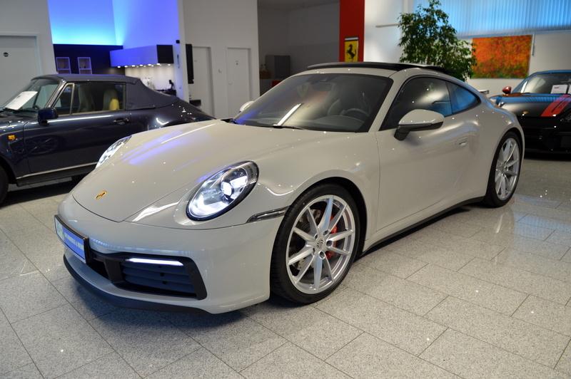 Porsche 911 (992) Carrera 4S Coupe PDK