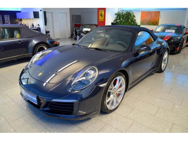 Porsche 911 (991) 4S Cabrio PDK