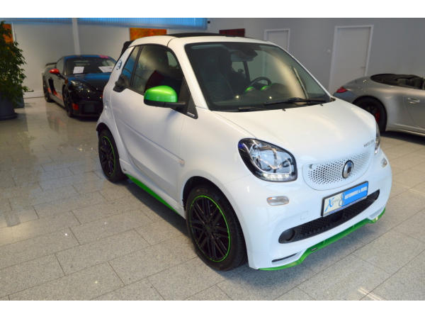Smart ForTwo Cabrio ED EQ - USHUAIA Edition Br Leasingangebote