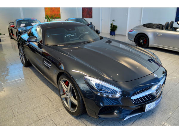 Mercedes-Benz AMG GTS Coupe Leasingangebote