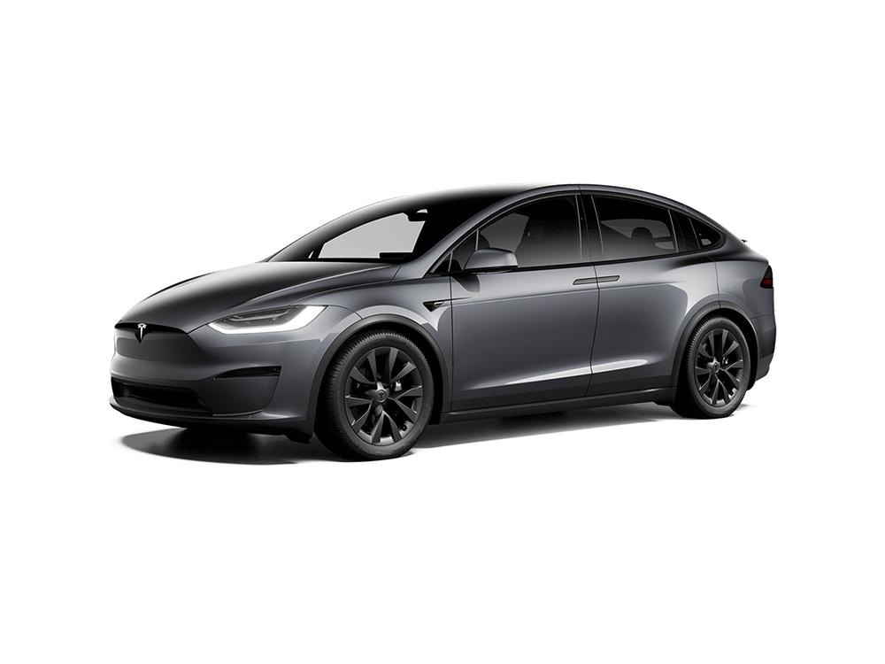 Tesla Model X Maximale-Reichweite