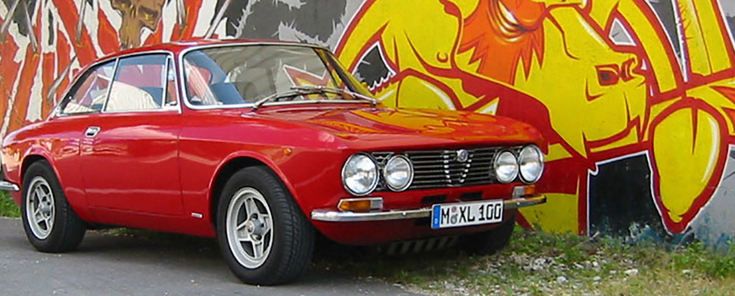 Alfa Romeo Bertone making of x edion berti 2