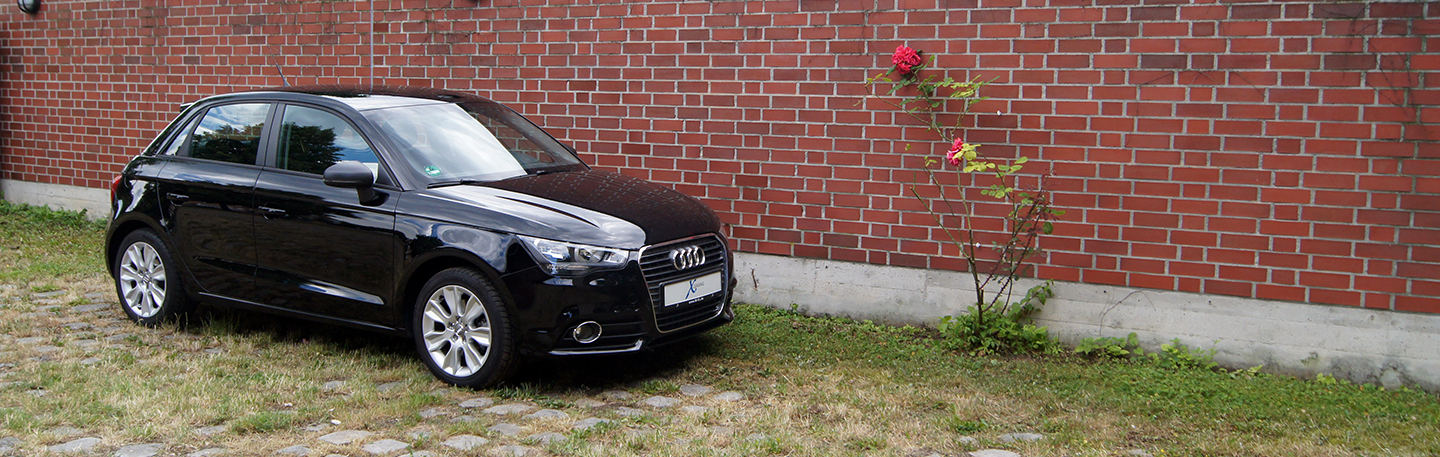 Audi A1 2013 Sommer 7942
