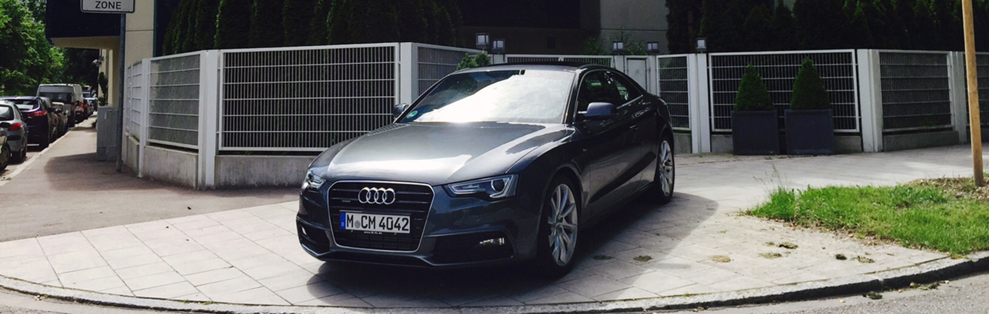 Audi A5 Coupe 30 TDI s tronic 2015 Sommer 2