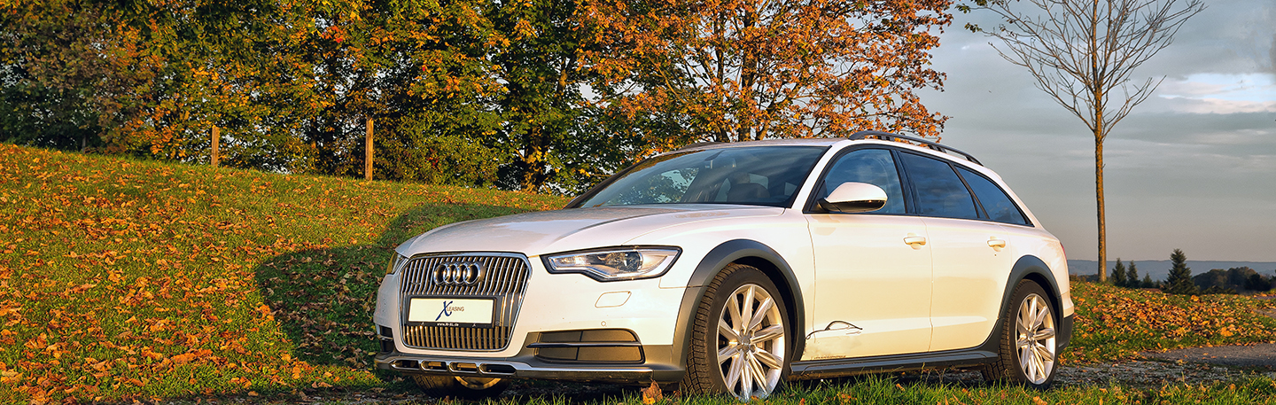 Audi A6 Allroad 2014 Herbst 3739