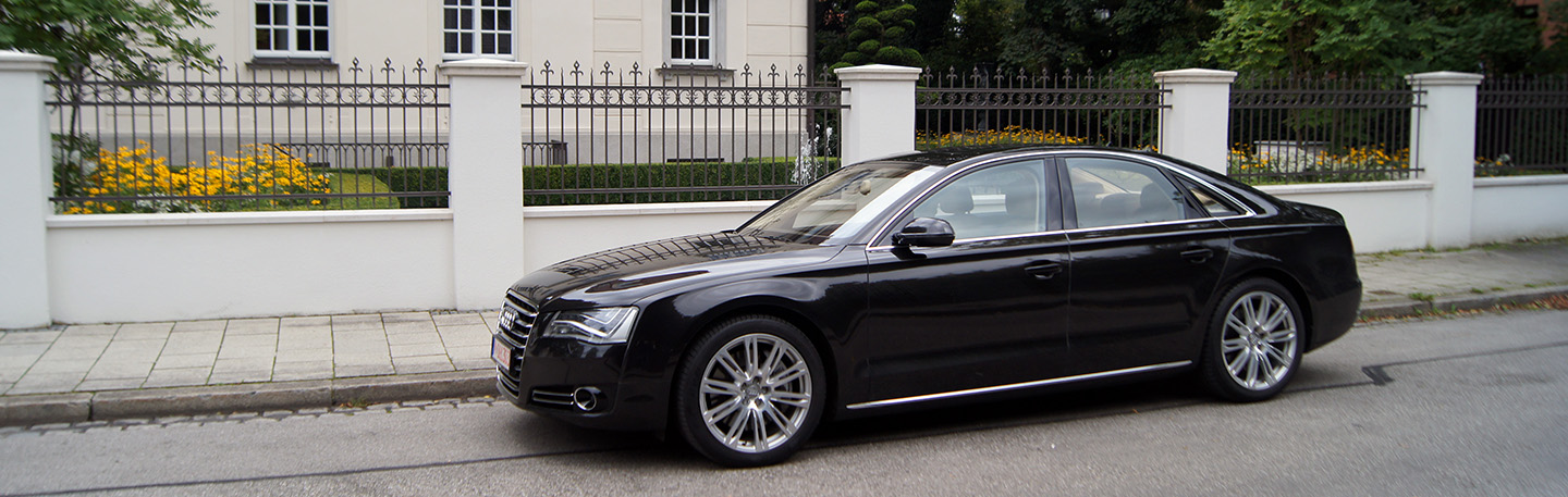 Audi A8 2011 Sommer 8520