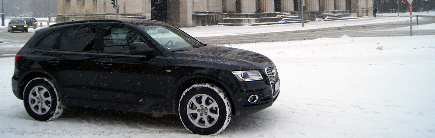 Audi Q5 20 TDI 2013 Winter 9300