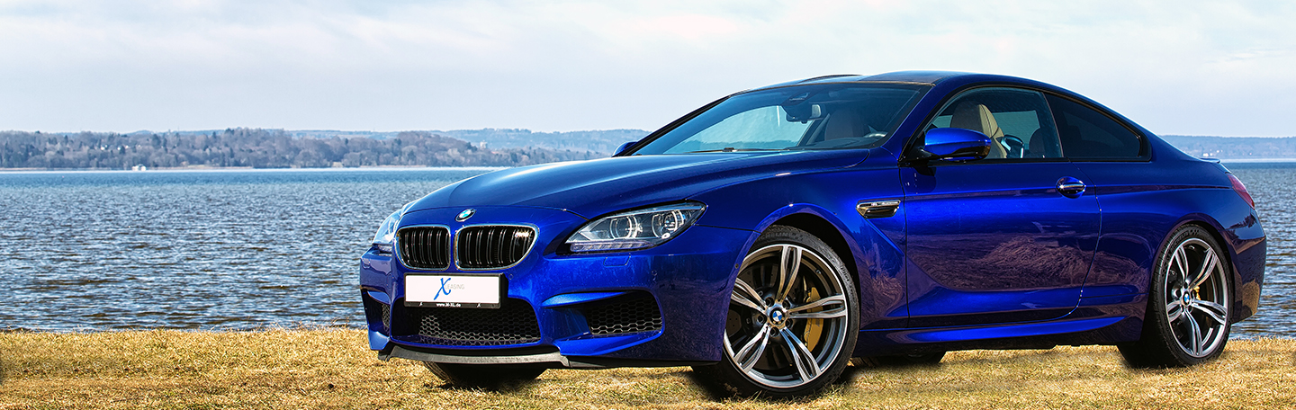 BMW M6 Coupe 2013 blau spring winter 1618