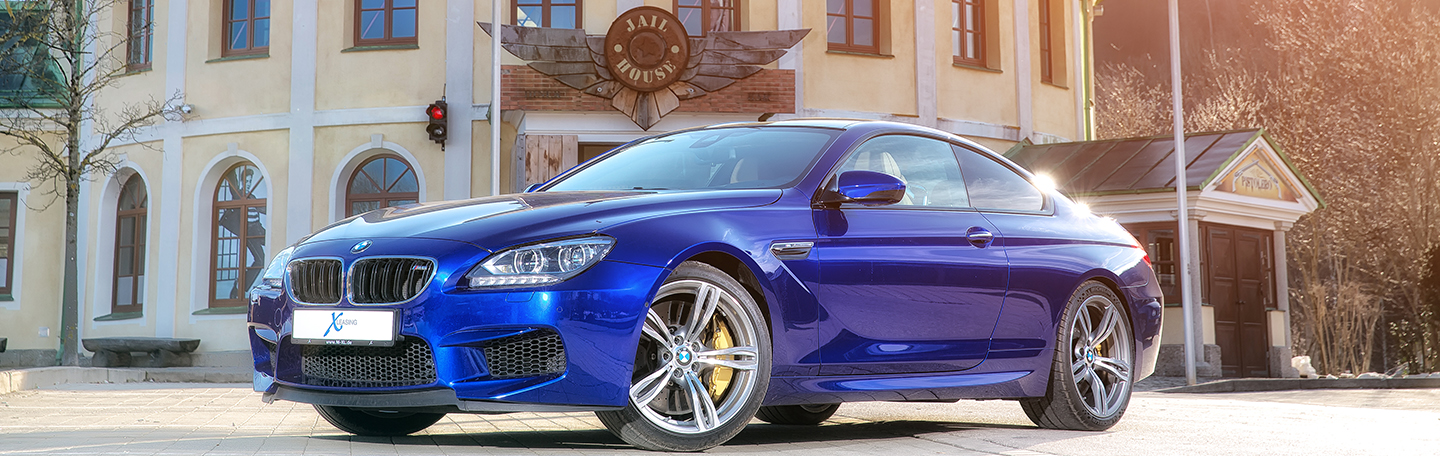 BMW M6 Coupe 2013 blau spring winter 1705 a