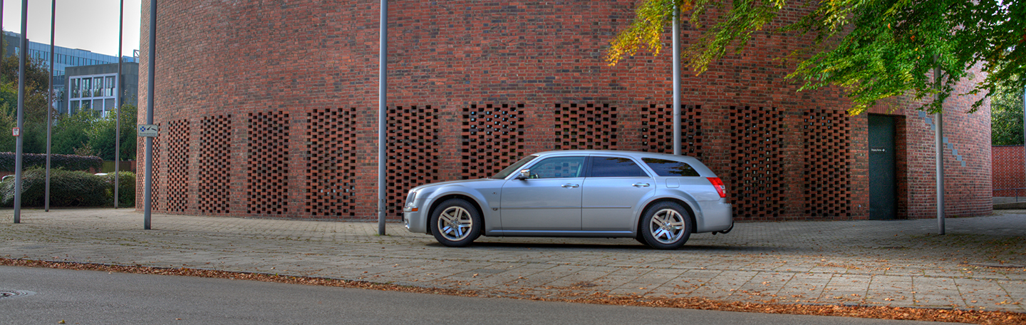 Chrysler 300C Touring 2009 Herbst