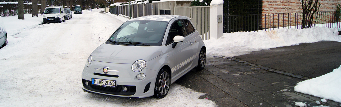 Fiat 500 Abarth Winter 9325