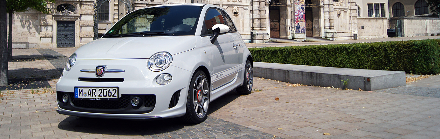 Fiat Abarth 500 2012 Sommer 8062
