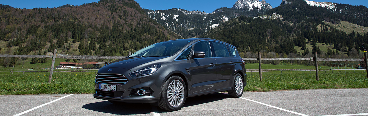 Ford S Max 2016 1393 Spring
