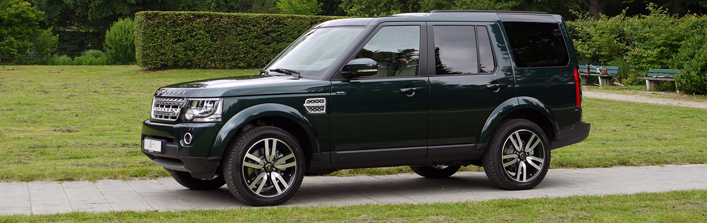 Land Rover Discovery 2009 Spring 765