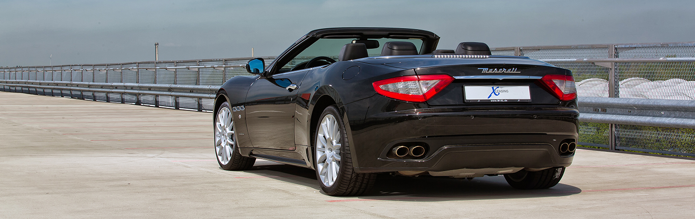 X-Leasing | Fotostrecke Maserati GranCabrio