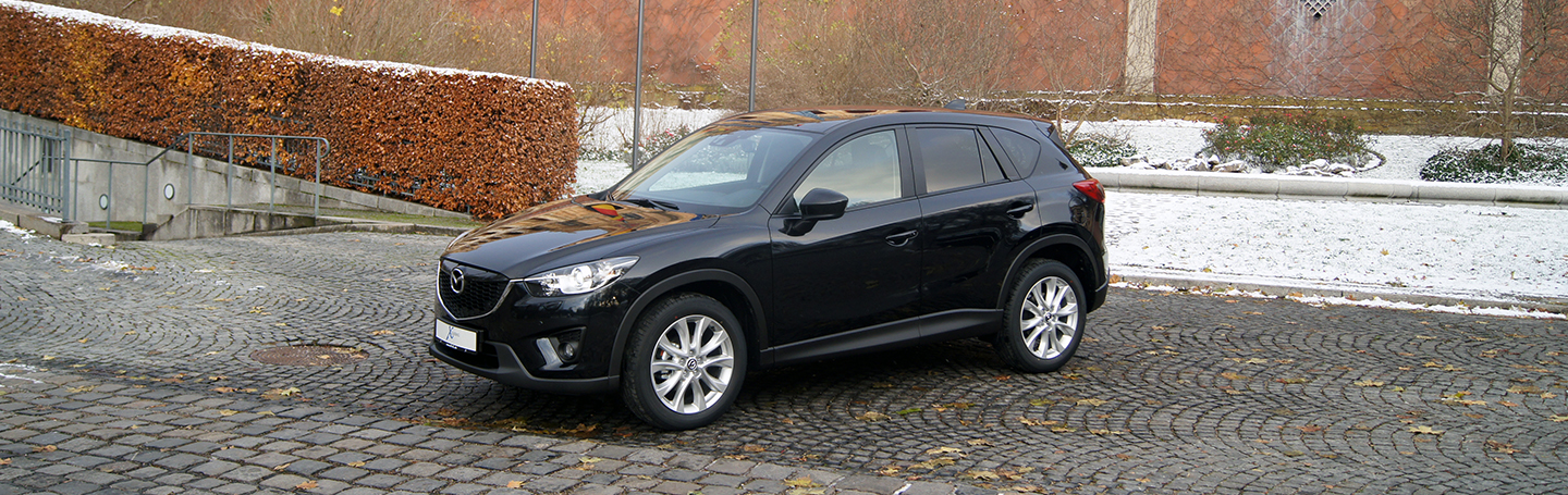 Mazda CX5 2013 Winter 677