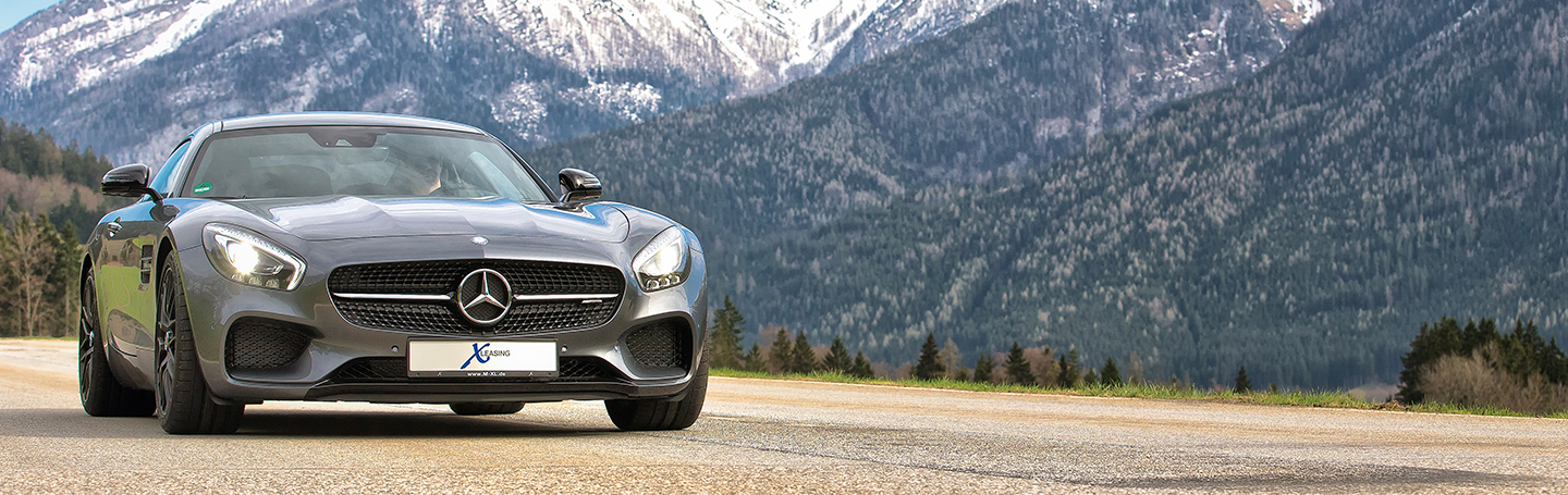Mercedes Benz AMG GT S 2015 Spring 062