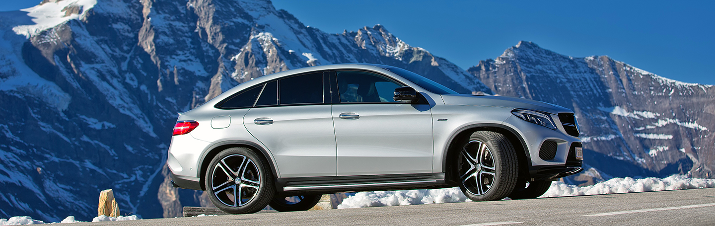 Mercedes Benz GLE 2015 Winter 3063