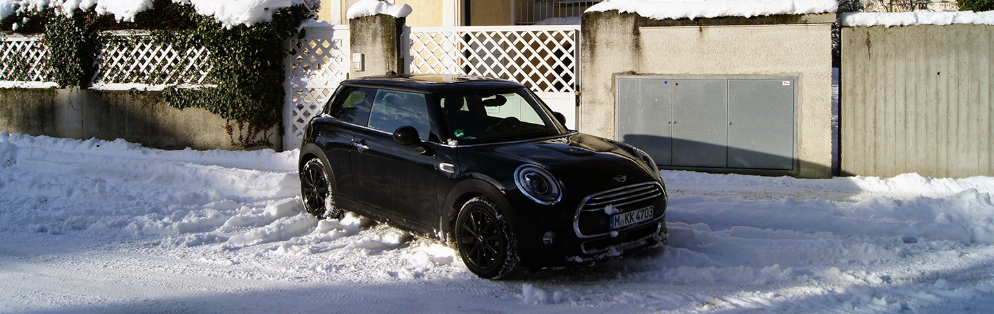 Mini Cooper 2015 Winter 9316