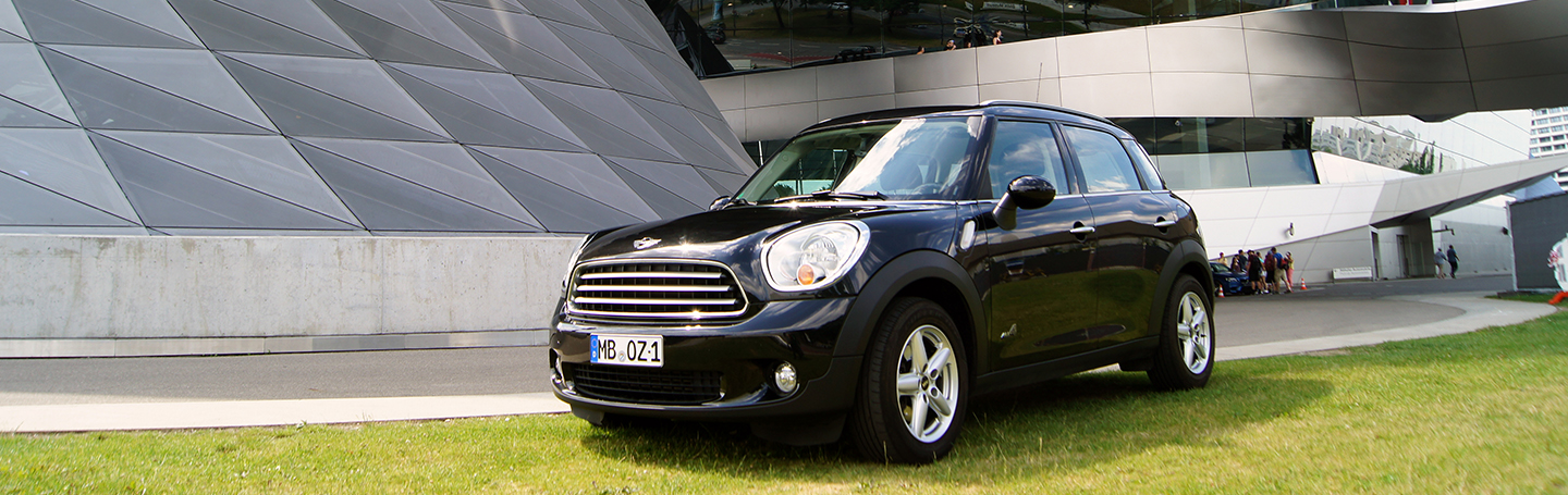 Mini Cooper D All4 Countryman 2011 Sommer 8090