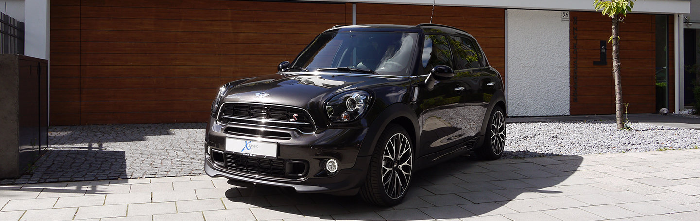 Mini SD Countryman 4x4 2015 Sommer 977