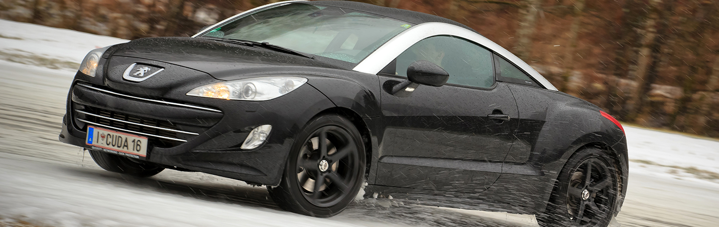 Peugeot RCZ 2013 Winter X0407