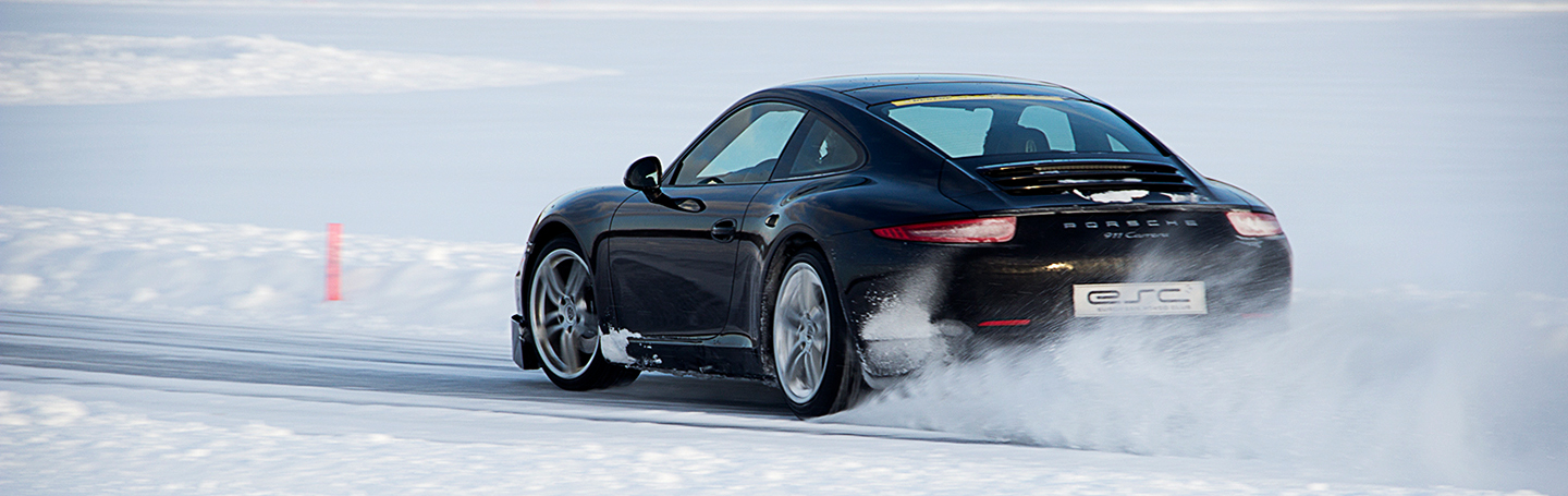 Porsche 911 991 Lappland Winter 2013 219