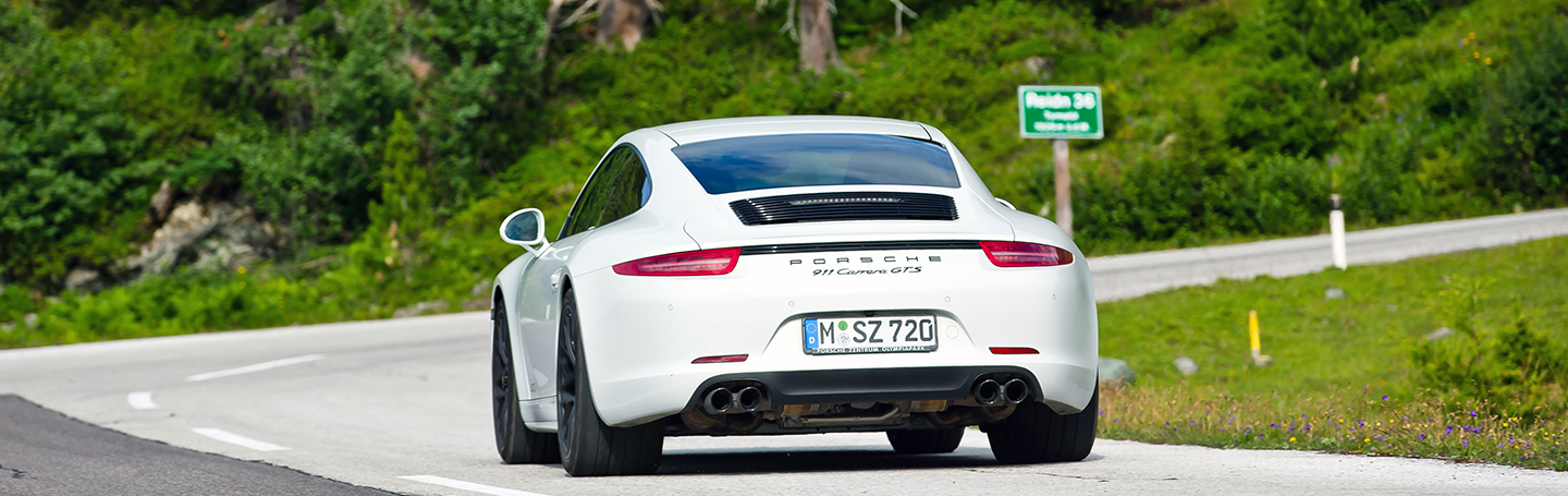 Porsche 991 GTS Coupe 2015 Sommer 212