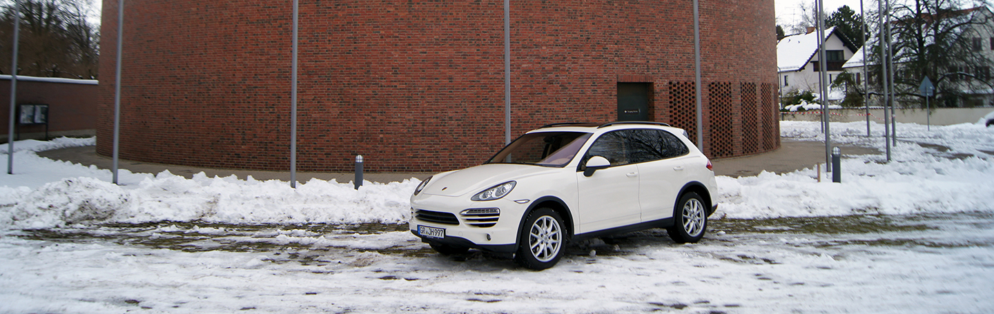 Porsche Cayenne D 2010 Winter 9330