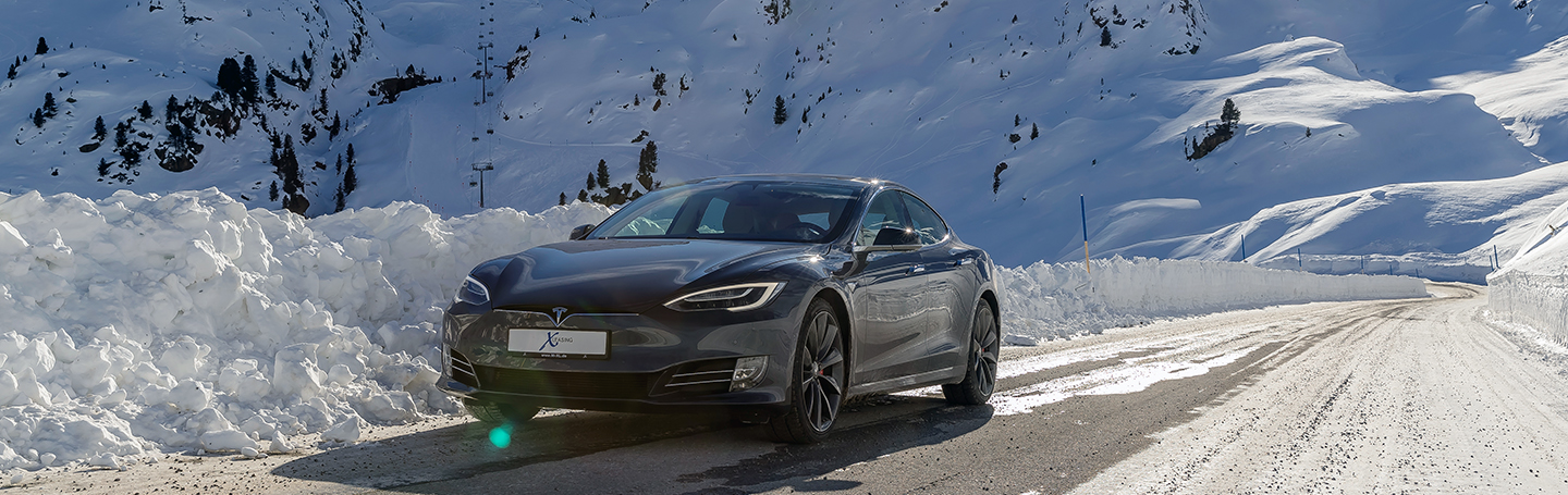 Tesla Model S Winter 3788