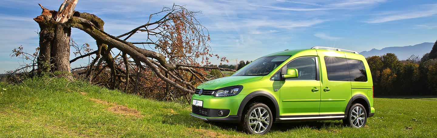 VW Caddy Country 2013 Sommer 36079