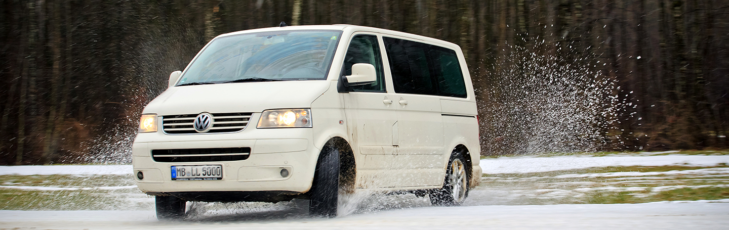 VW T5 2009 Winter X0557