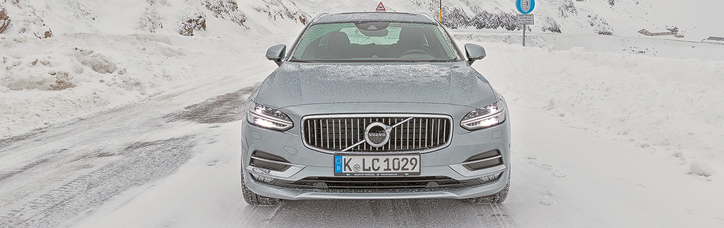 Volvo V90 2016 184 Winter