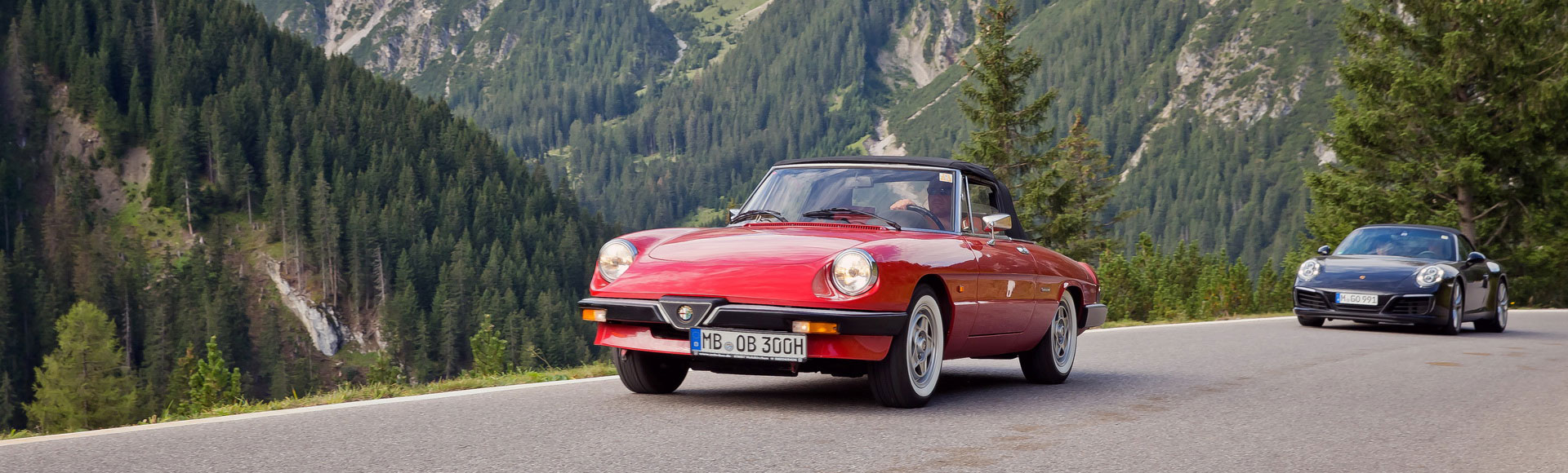 Alfa Romeo Spider 0155 Sommer